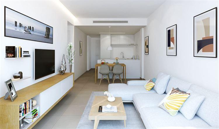 Image 2 : nieuwbouw appartement IN 03190 PILAR DE LA HORADADA (Spain) - Price 131.000 €