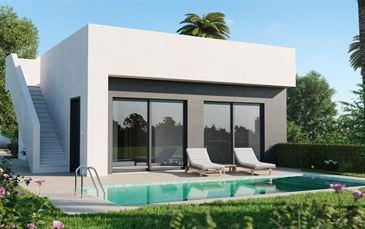 nieuwbouw woning te 30849 CONDADO DEL ALHAMA (Spanje) - Prijs € 169.000