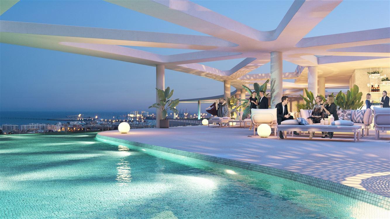 Foto 3 : nieuwbouw appartement te 46529 PORT DE SAGUN (Spanje) - Prijs € 145.000
