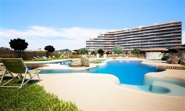 nieuwbouw appartement te 30385 PLAYA HONDA (Spanje) - Prijs € 181.000