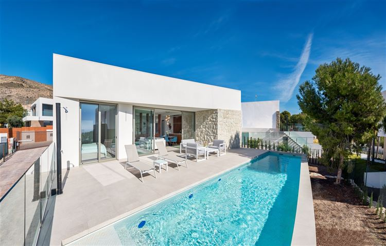 Foto 2 : nieuwbouw woning te 03509 FINESTRAT (Spanje) - Prijs € 685.000
