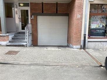 garage / parking te 1040 ETTERBEEK (België) - Prijs € 85