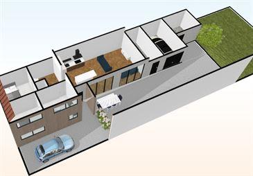 maison à 2500 KONINGSHOOIKT (Belgique) - Prix 225.000 €