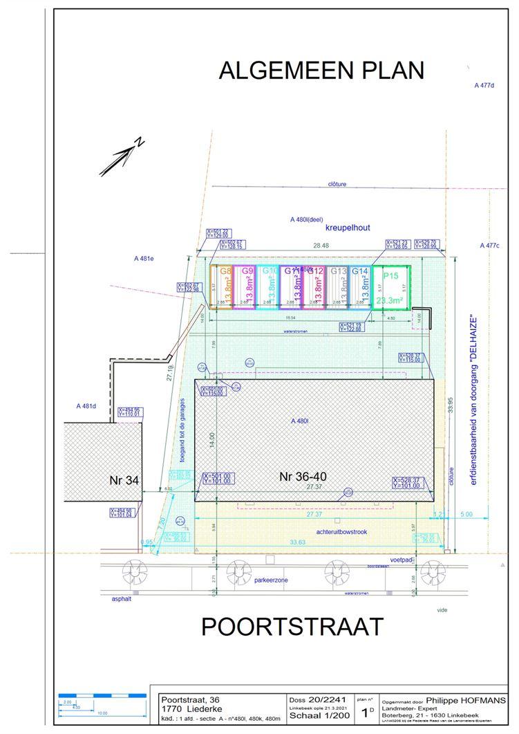 Image 8 : entrepôt à 1770 LIEDEKERKE (Belgique) - Prix 85.000 €