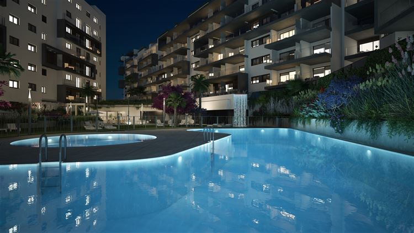 Foto 12 : nieuwbouw appartement te 03189 DEHESA DE CAMPOAMOR (Spanje) - Prijs € 155.500