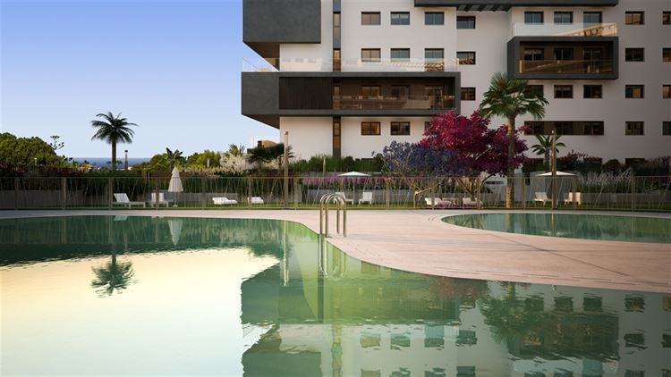 Foto 2 : nieuwbouw appartement te 03189 DEHESA DE CAMPOAMOR (Spanje) - Prijs € 155.500