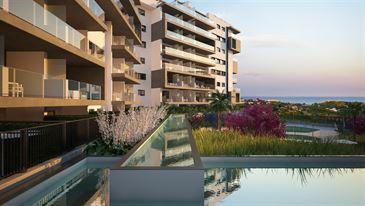 nieuwbouw appartement te 03189 DEHESA DE CAMPOAMOR (Spanje) - Prijs € 155.500