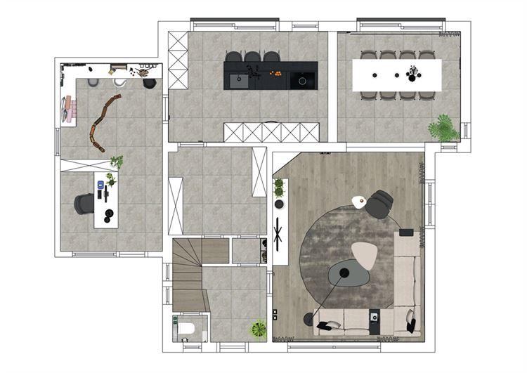 Foto 29 : huis te 2800 BATTEL (België) - Prijs € 689.000