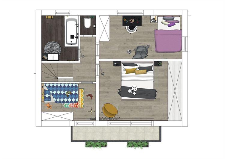 Foto 30 : huis te 2800 BATTEL (België) - Prijs € 689.000