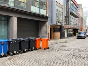 parking interieur à 1000 BRUXELLES (Belgique) - Prix 125 €