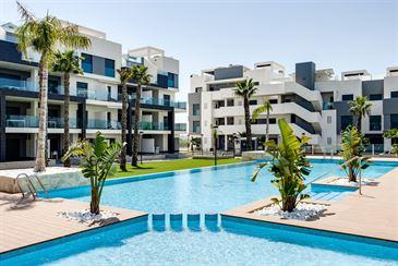 appartement te 03149 GUARDAMAR DEL SEGURA (Spanje) - Prijs € 167.000