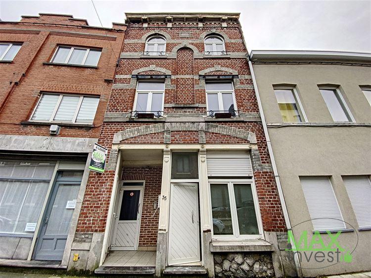 Rez-de-Chaussée à 7700 MOUSCRON (Belgique) - Prix 550 €