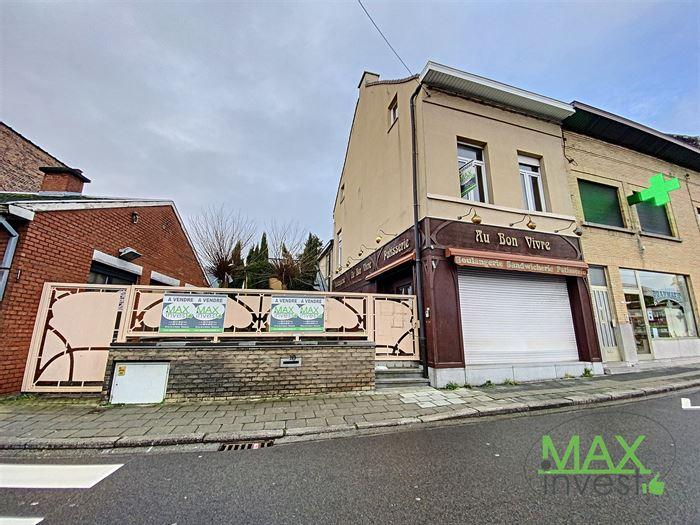 Commerce à 7700 MOUSCRON (Belgique) - Prix 450.000 €