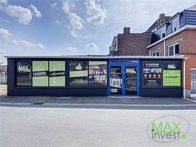 Entrepôt à 7700 MOUSCRON (Belgique) - Prix Prix sur demande