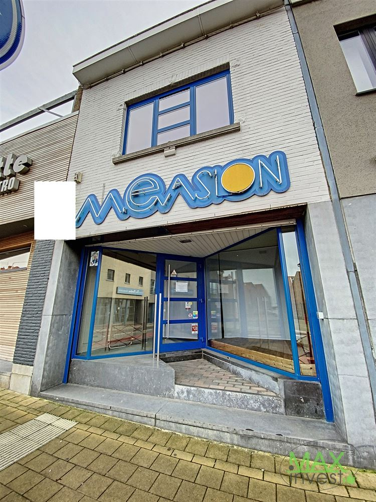 Commerce à 7700 MOUSCRON (Belgique) - Prix 179.900 €