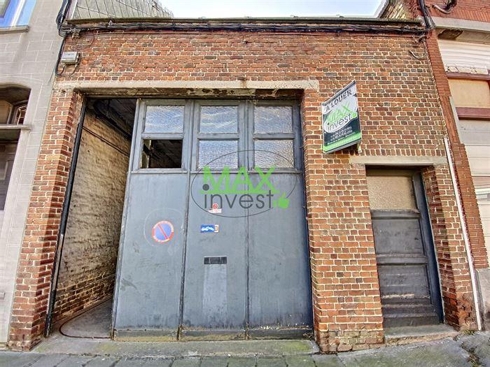 Entrepôt à 7700 MOUSCRON (Belgique) - Prix 650 €
