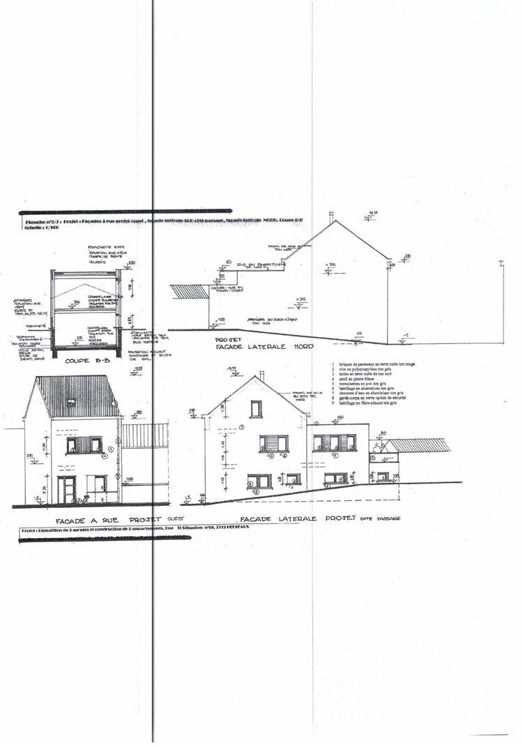 Projet de constructions neuves à 7712 HERSEAUX (Belgique) - Prix 149.000 €