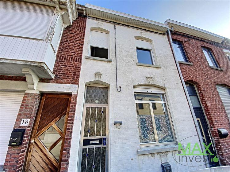 Maison à 7700 MOUSCRON (Belgique) - Prix 105.000 €