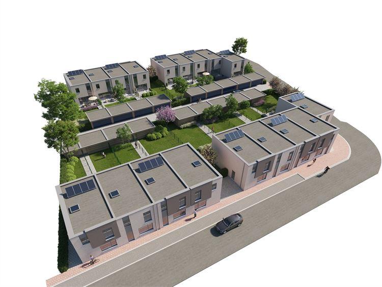 Maison à 7700 MOUSCRON (Belgique) - Prix 291.030 €