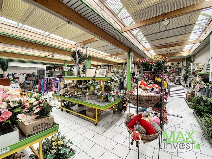 Commerce à 7700 MOUSCRON (Belgique) - Prix 329.000 €