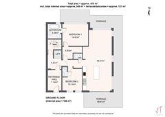Image 23 : Immeuble à appartements à 1170 WATERMAEL-BOITSFORT (Belgique) - Prix 1.890.000 €
