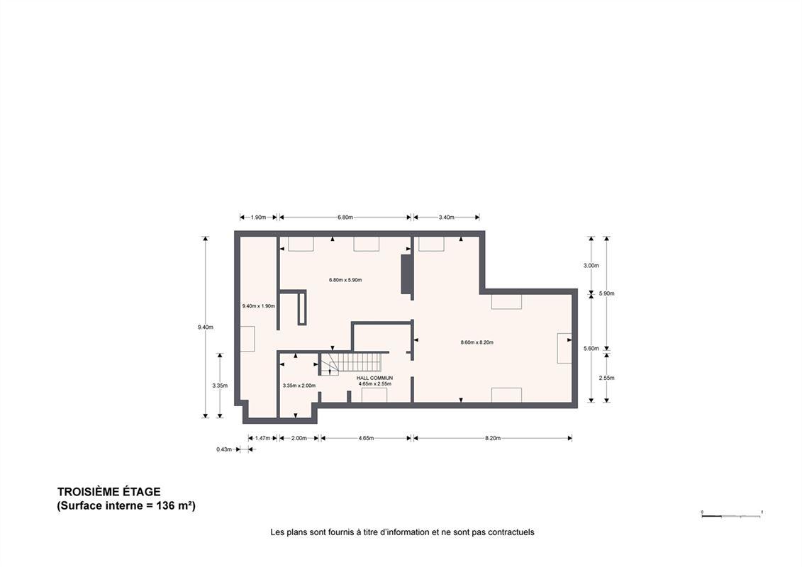 Image 21 : Immeuble à appartements à 1150 WOLUWE-SAINT-PIERRE (Belgique) - Prix 3.100.000 €