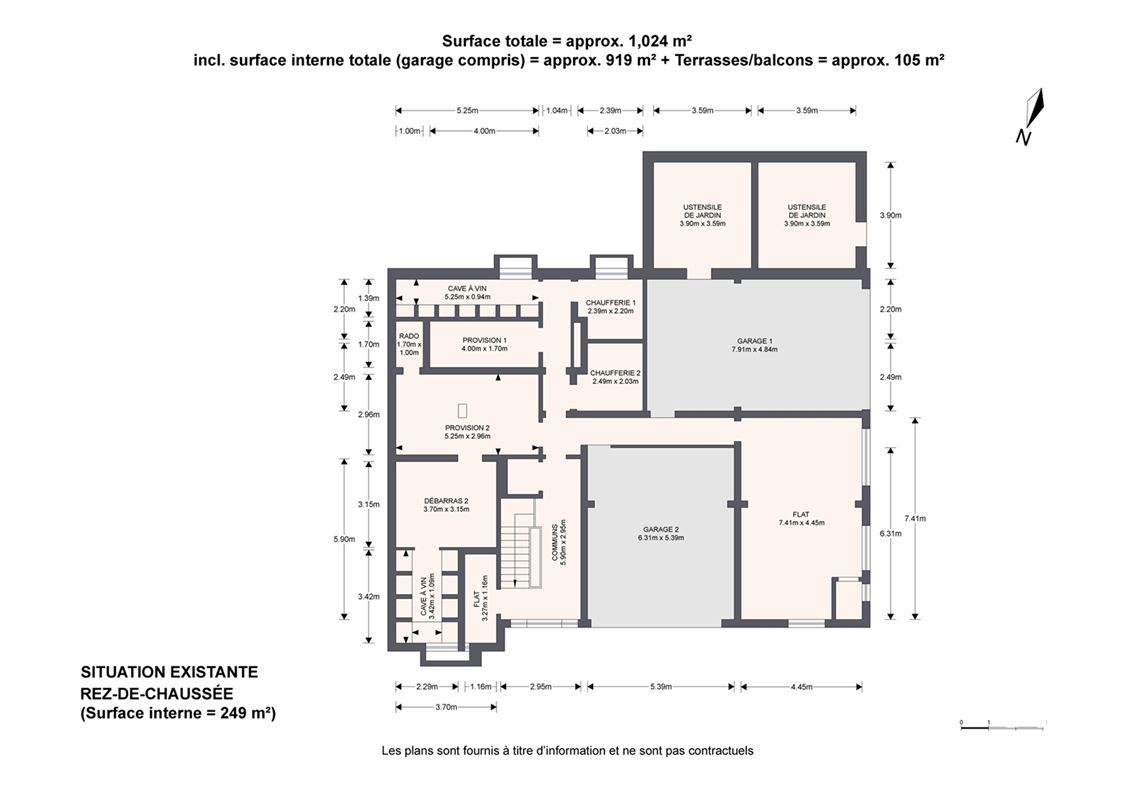 Image 26 : Immeuble à appartements à 1150 WOLUWE-SAINT-PIERRE (Belgique) - Prix 3.100.000 €