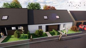 Image 13 : Projet immobilier RUE d' ANSEROEUL à RUMES (7610) - Prix 205.000 €