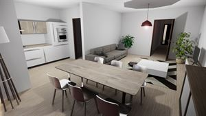 Image 10 : Projet immobilier RUE d' ANSEROEUL à RUMES (7610) - Prix 205.000 €