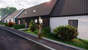 Image 6 : Projet immobilier RUE d' ANSEROEUL à RUMES (7610) - Prix 205.000 €