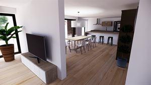Image 7 : Projet immobilier Rue de Menin à MOUSCRON (7700) - Prix de 199.000 € à 249.000 €