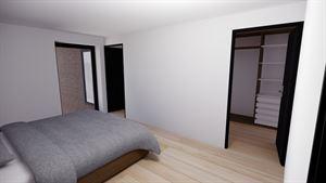 Image 2 : Projet immobilier Rue de Menin à MOUSCRON (7700) - Prix de 199.000 € à 249.000 €