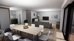 Image 5 : Projet immobilier Rue de Menin à MOUSCRON (7700) - Prix de 199.000 € à 249.000 €
