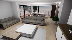 Image 4 : Projet immobilier Rue de Menin à MOUSCRON (7700) - Prix de 199.000 € à 249.000 €