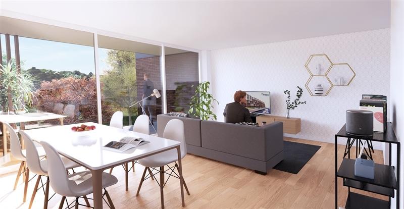 Image 2 : Penthouse à 7700 MOUSCRON (Belgique) - Prix 274.300 €