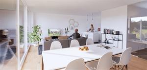 Image 1 : Penthouse à 7700 MOUSCRON (Belgique) - Prix 274.300 €