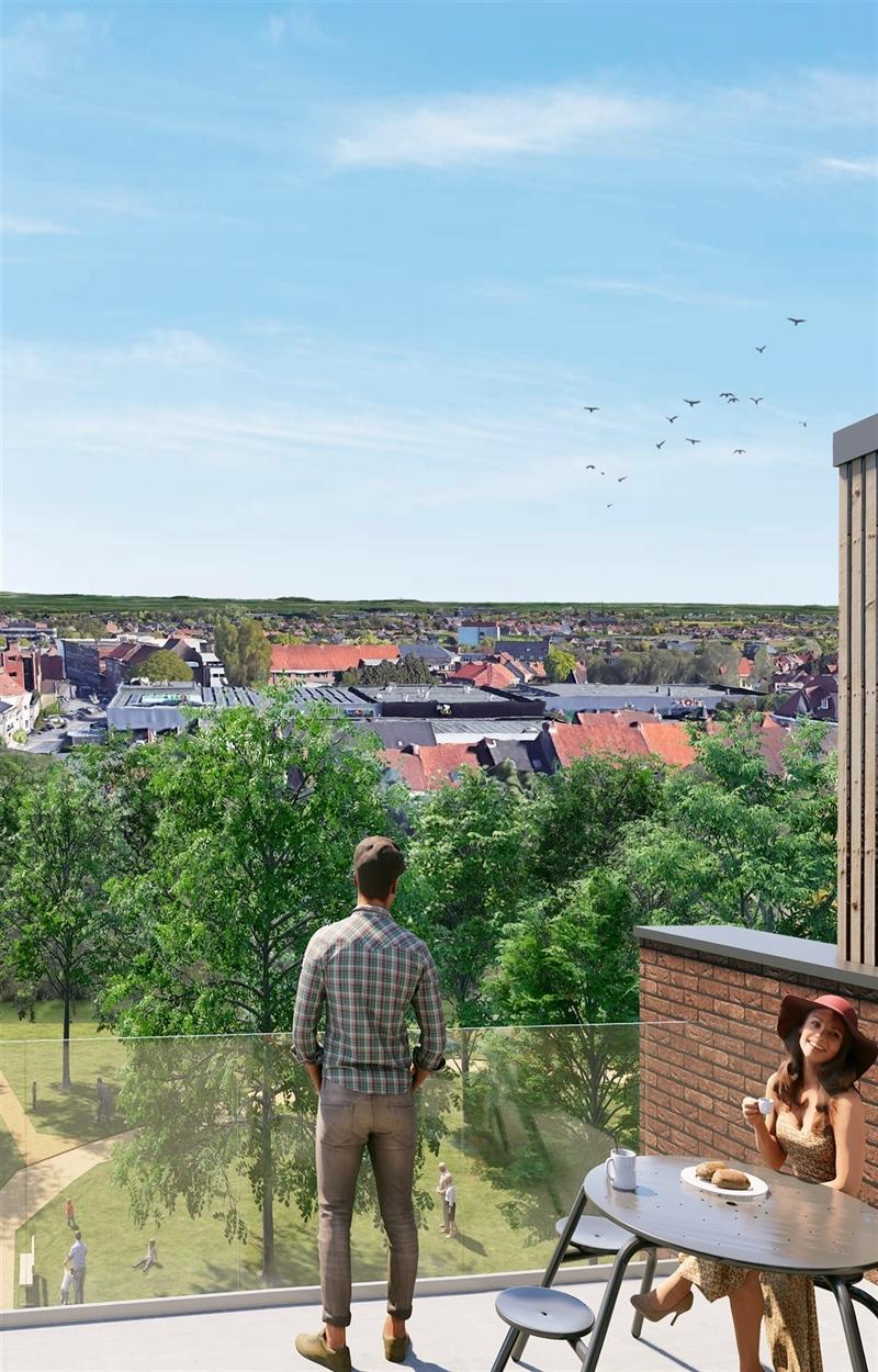 Image 9 : Penthouse à 7700 MOUSCRON (Belgique) - Prix 274.300 €