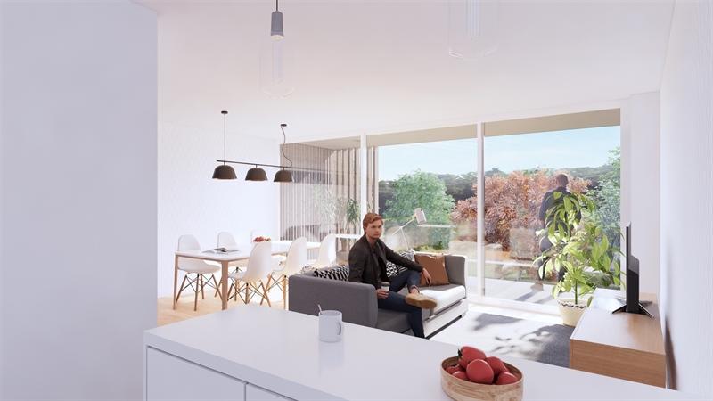 Image 4 : Appartement à 7700 MOUSCRON (Belgique) - Prix 253.700 €