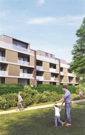 Image 7 : Appartement à 7700 MOUSCRON (Belgique) - Prix 253.700 €