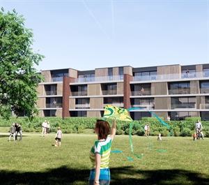 Image 10 : Appartement à 7700 MOUSCRON (Belgique) - Prix 253.700 €