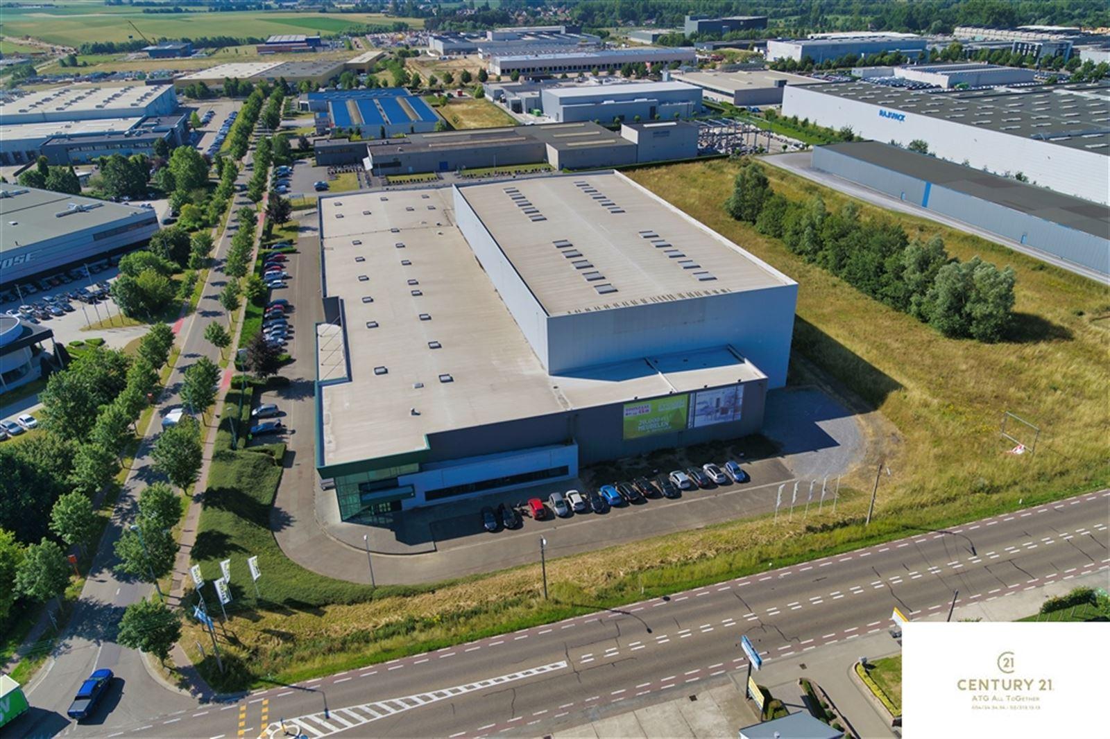 Industrieel gebouw – 3700 Tongeren
