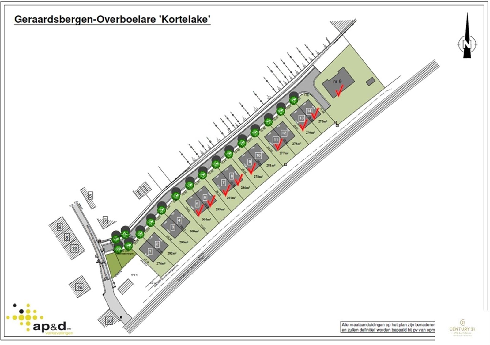 Grond – 9500 Overboelare
