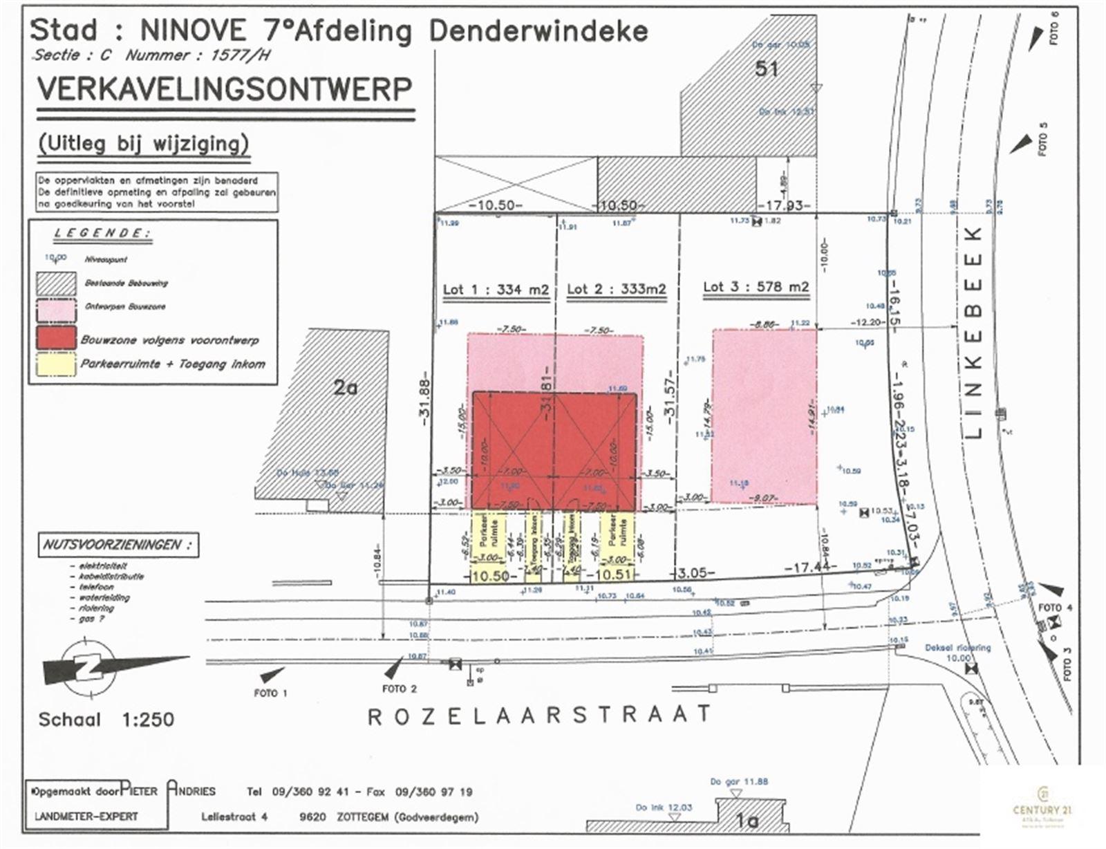 Bouwgrond – 9400 Denderwindeke