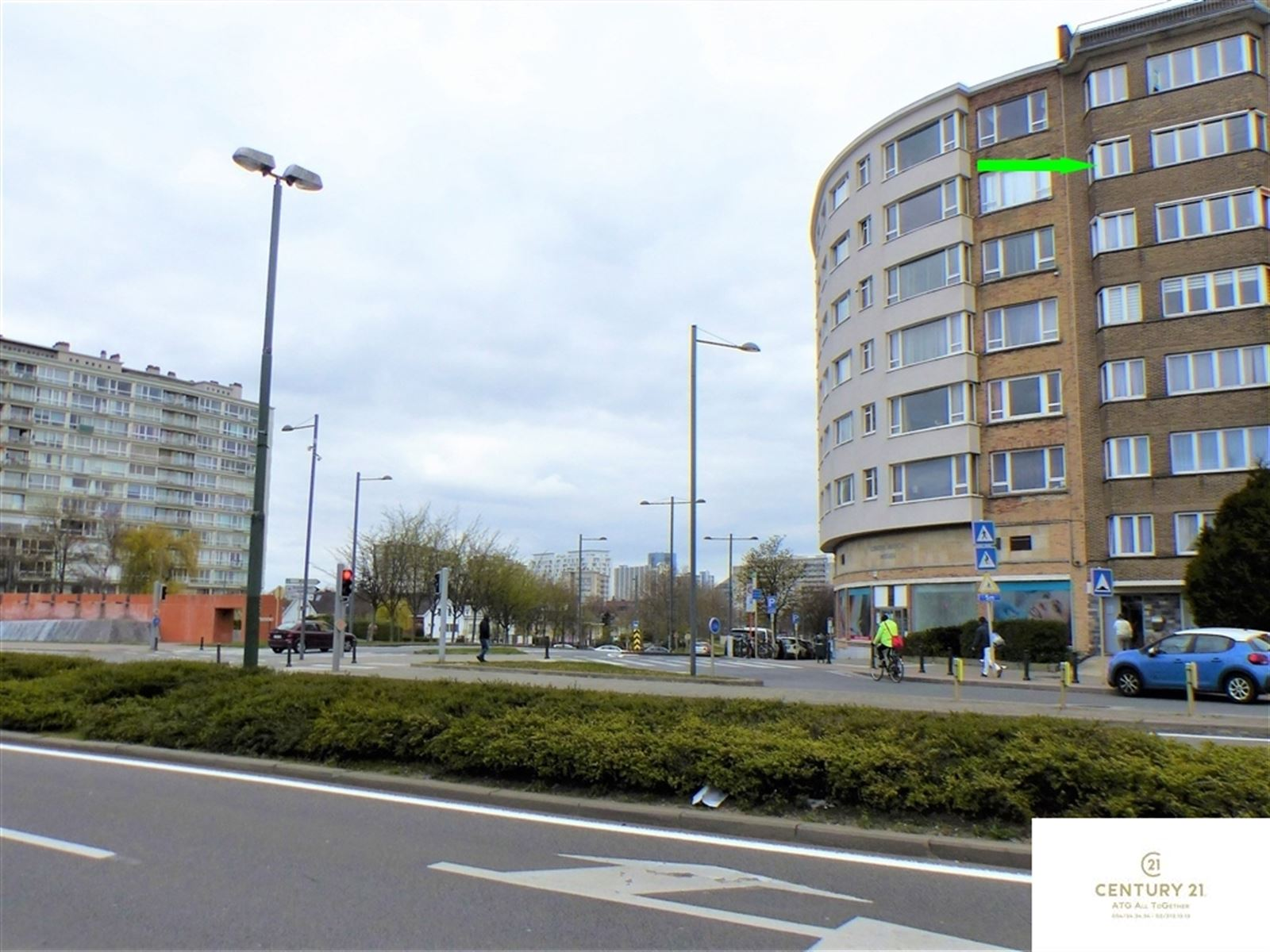 Appartement – 1030 Schaarbeek