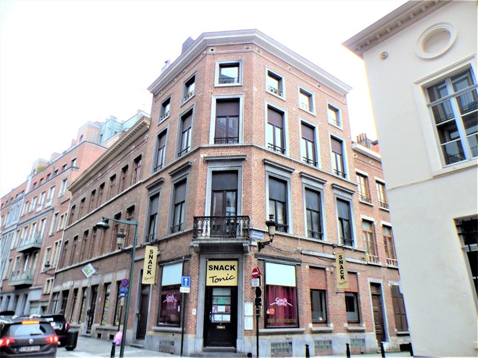 Maison – 1000 Bruxelles