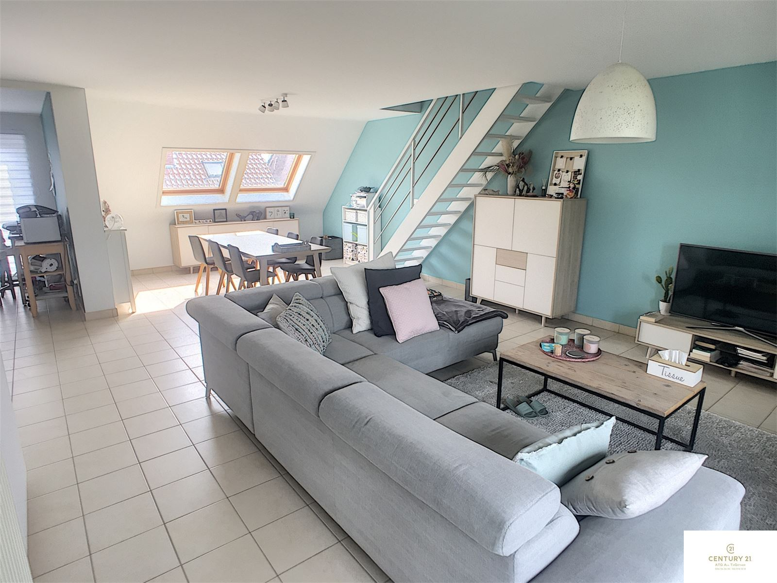 Appartement – 9400 Appelterre-eichem