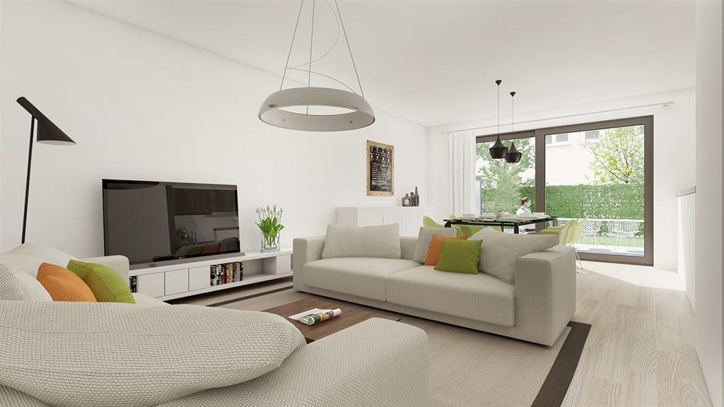 Residentie Zenit: schitterende en lichtrijke nieuwbouw appartementen met 1,2 of 3 slaapkamers, zonnige terrassen en tuinen. - 9600 RONSE
