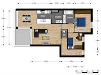 Foto 5 : Appartement te 3730 HOESELT (België) - Prijs Prijs op aanvraag