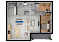 Foto 4 : Appartement te 3061 LEEFDAAL (België) - Prijs € 355.810