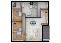 Foto 4 : Appartement te 3061 LEEFDAAL (België) - Prijs € 468.660